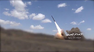 Milisi Syiah Houthi Serang Tentara Saudi di Asir dengan Rudal Produk Iran