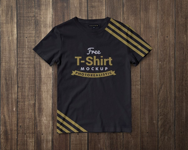 Download Premium T-Shirt Mockup