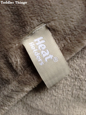 Heat Holders luxury fleece blanket review