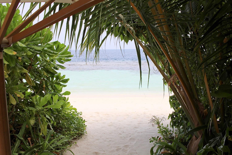kandolhu island pool villa