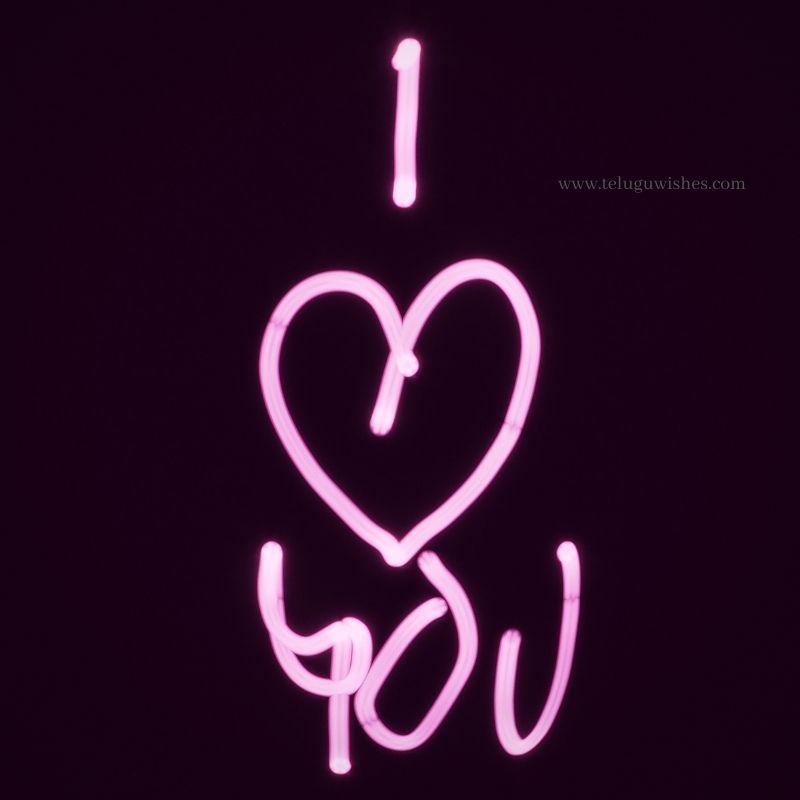 I Love Valentine's day wishes