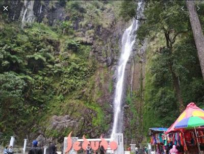 Wisata Air Terjun Sedudo di Kabupaten Nganjuk