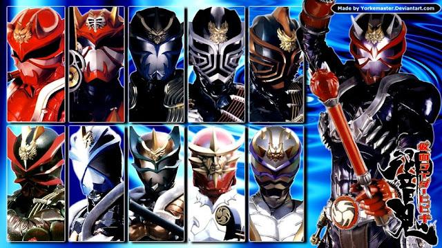 Kamen Rider Hibiki Sub Indo