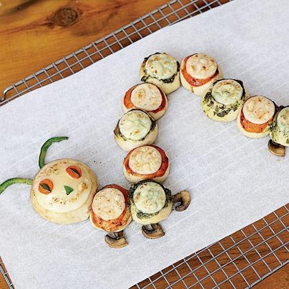 The Very Tasty Caterpillar Recipe