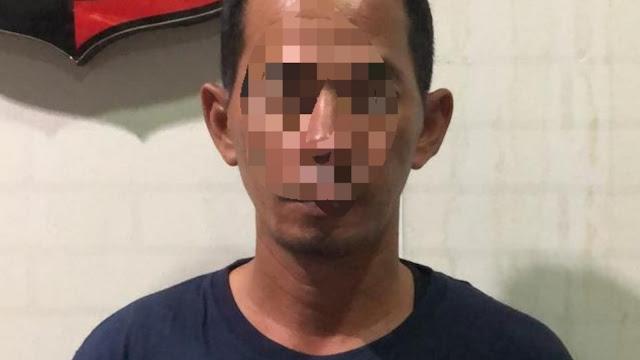 Korupsi Dana Desa, Kades Way Melan (Non Aktif) Ditahan Unit Tipidkor Polres Lampung Utara