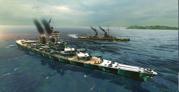 Download Battle of Warships v1.71.4 Apk Mod (Unlimited Gold/Unlocked) Naval Blitz Free
