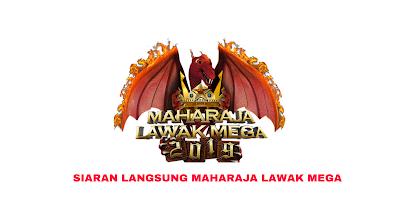 Siaran Langsung Maharaja Lawak Mega 2019