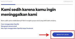 Cara Menghapus Akun Spotify