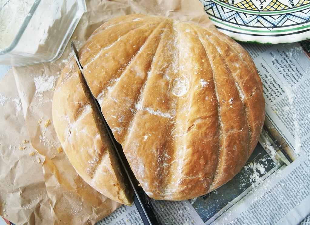 Jugando En Mi Cocina Farl Bread Pan Ingles