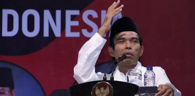 Sikap Ustaz Abdul Somad Dukung Prabowo Dilindungi Konstitusi