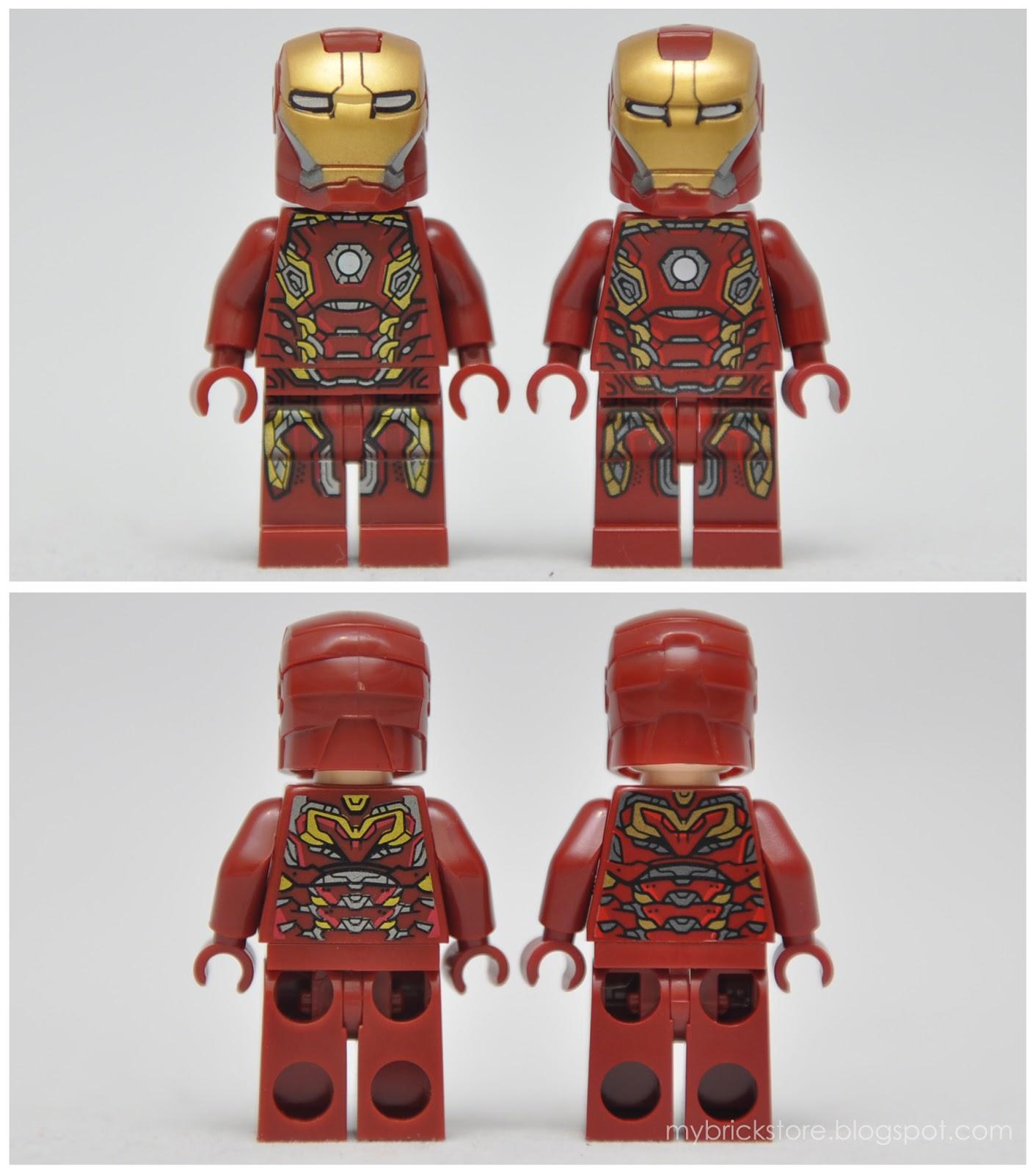 Lego Iron Man Mark 43 My Brick Store: SY213A...