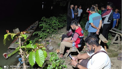 Kakek 65 Tahun di Bone Hilang Tenggelam di Sungai Welado-dulmyid