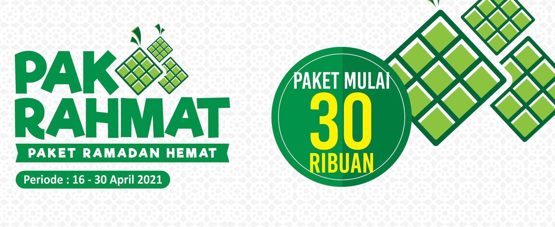Paket Ramadhan Hemat