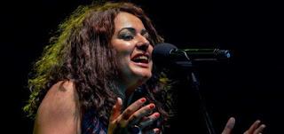 دينا الوديدى تحيى حفلا غنائيا فى الأوبرا .. 23 أبريل