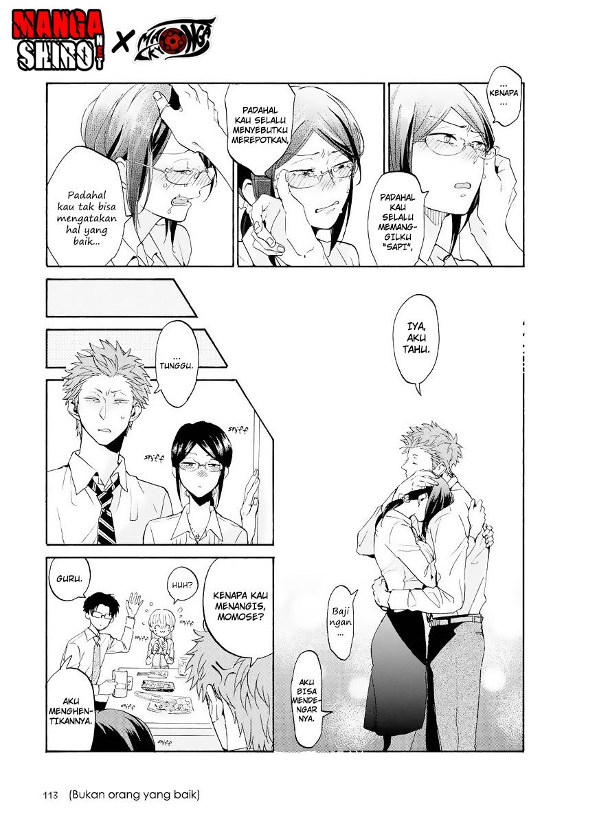 Wotaku ni Koi wa Muzukashii Chapter 05-15