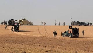 Milisi Syiah Irak Perkuat Posisi di Perbatasan dengan Suriah