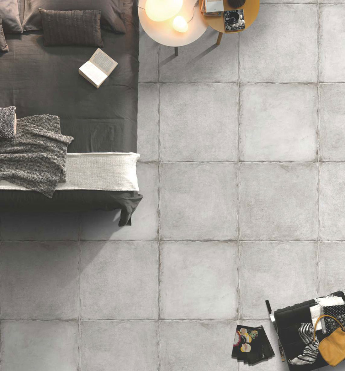 anti slip porcelain tile