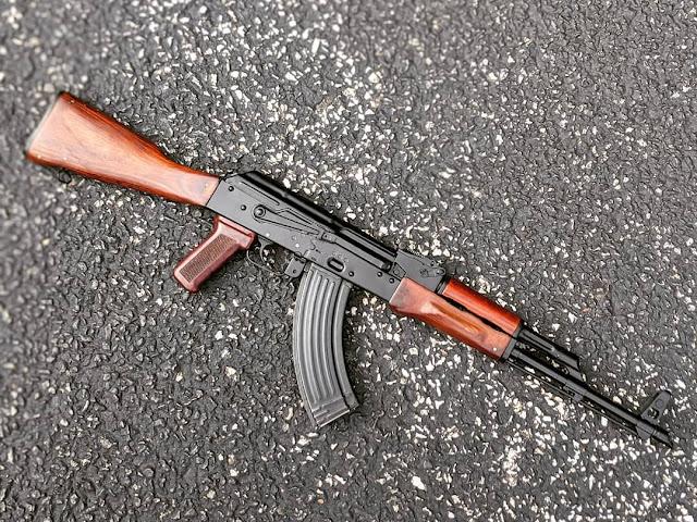 Armory-219-1969-Izhmash-AKM