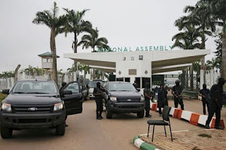 NIGERIA ACQUIRE  SPY AGENCY AFTER PARLIAMENT'S TREMOR