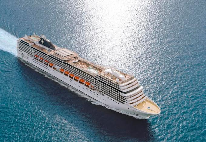 Tornano le navi di Msc crociere nel porto di Messina