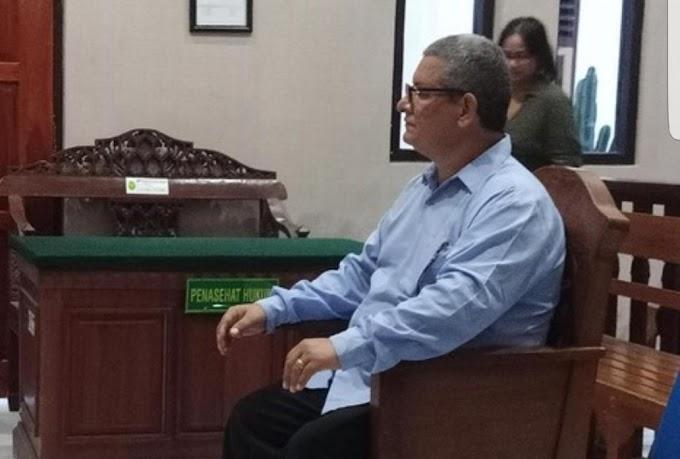 WNA Asal Peru Penelan 125 Kapsul Kokain Diadili di Bali