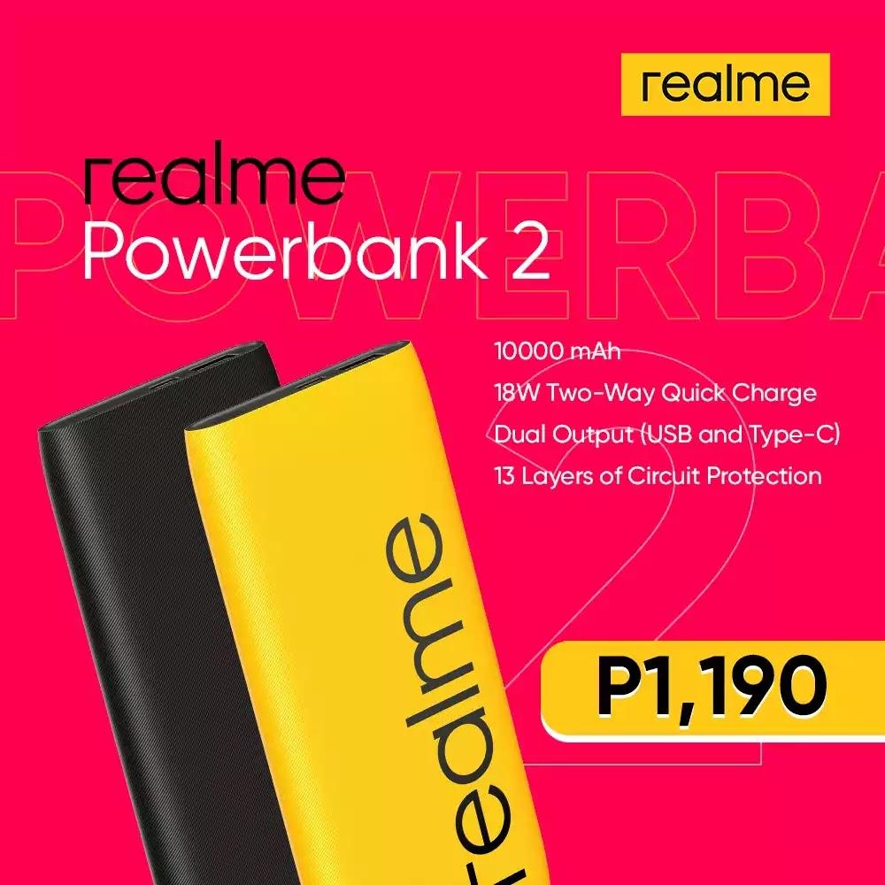 realme Powerbank 2