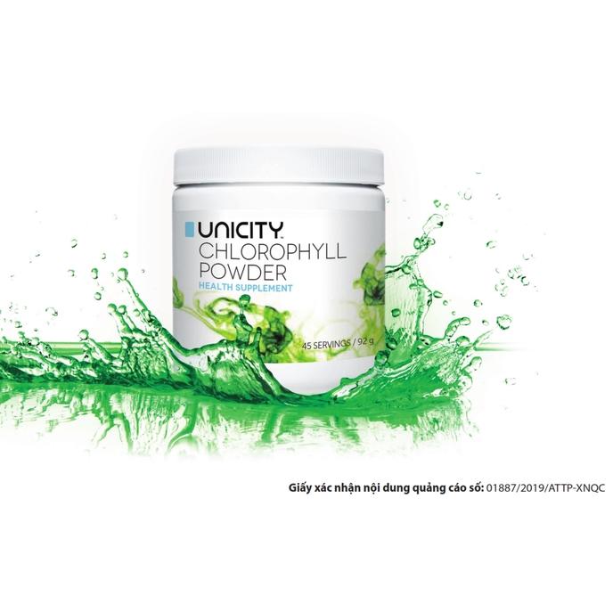 Bột diệp lục Unicity Super Chlorophyll Powder Uni