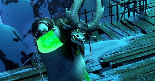 Daily Movie The Villains Make You Terrified Of Kung Fu Panda