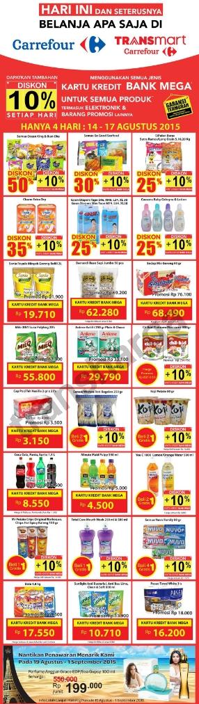 Katalog Carrefour Terbaru Minggu Ini