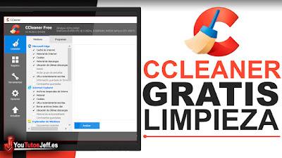como descargar ccleaner gratis español