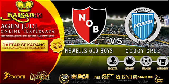 PREDIKSI NEWELLS OLD BOYS VS GODOY CRUZ 28 JUNI 2017