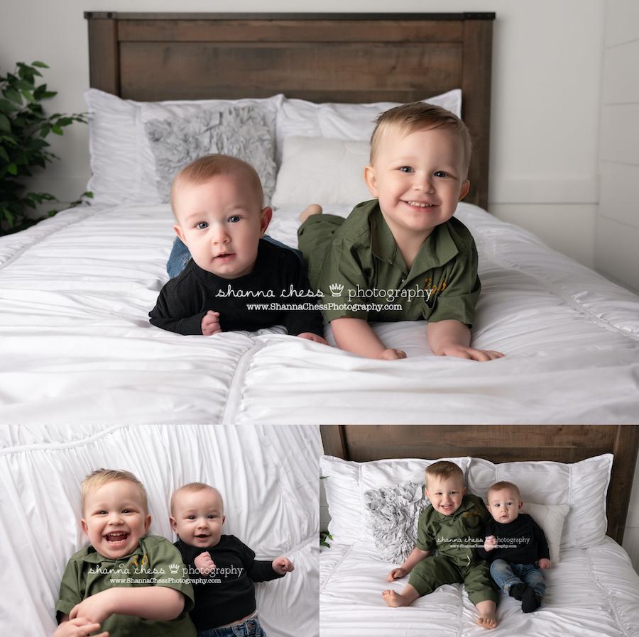 Eugene Oregon sibling photography