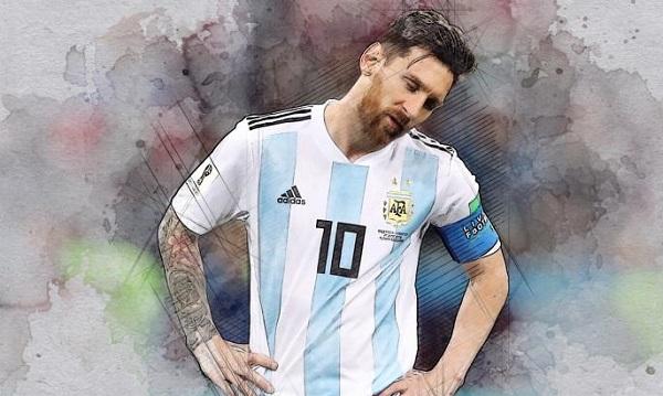 ليونيل ميسي.. المتخاذل الذي أفسد اللعب على الأرجنتين!