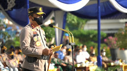 Laksanakan Operasi Patuh Candi 2021, Kapolda Jateng Larang Anggota Razia Kendaraan