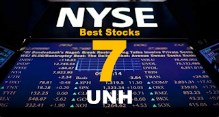 7 Best Stocks : NYSE:UNH UnitedHealth stock price forecast