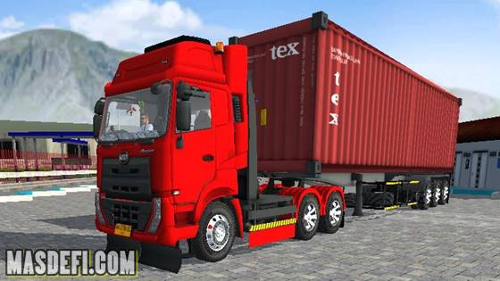 livery ud quester trailer kontainer tex
