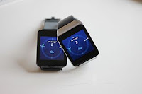 Android Wear Smartwatch: LG G Watch and Samsung Gear Live