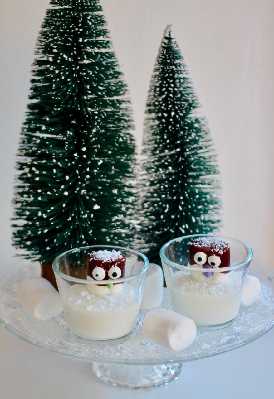 Rezept für Kokos Panna Cotta