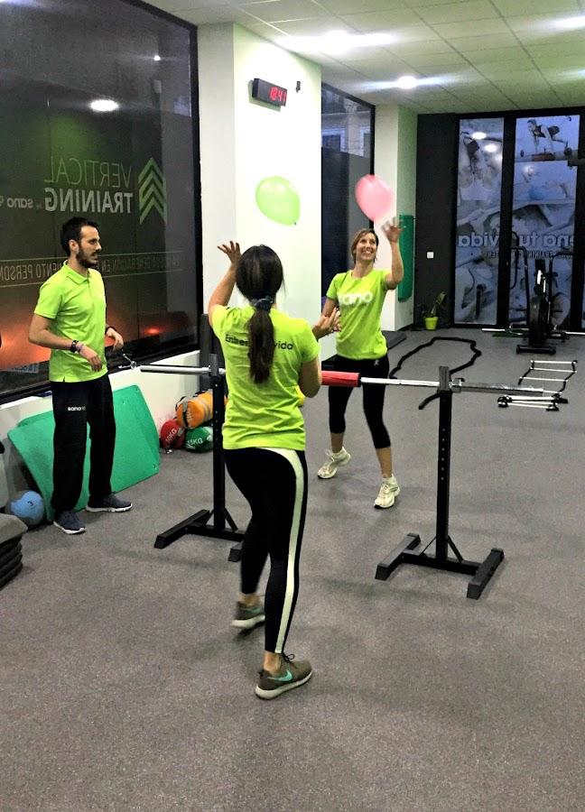 Fitness And Chicness-Sesion Entrenamiento Personal Sano Granada-2