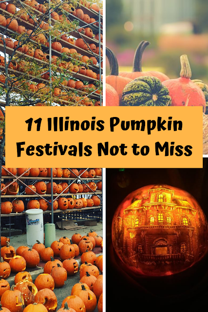 11 Illinois Pumpkin Festivals Not to Miss