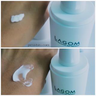 Lagom cellus mild moisture cream review