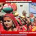 मधेपुरा में मां पार्वती की प्रतिमा स्थापना को लेकर निकली भव्य कलश यात्रा