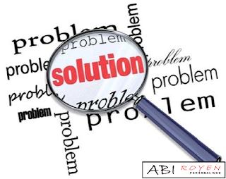 Tips Bangkit dari Masalah Menuju Solusi Cemerlang