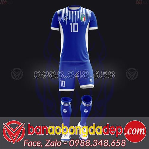Áo Đội Tuyển Đặt May Theo Yêu Cầu - Mã ITALIA-03