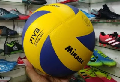 Bola Voli: Ukuran dan Berat Standar (Gambar Lengkap)