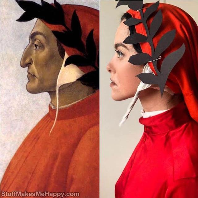 Portrait of Dante (Sandro Botticelli)