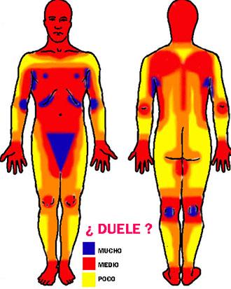 Los tatuajes en el cuerpo