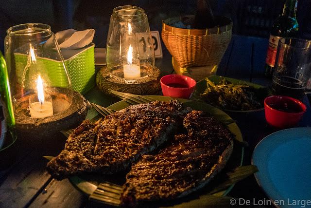 Plage de Jimbaran - Bali