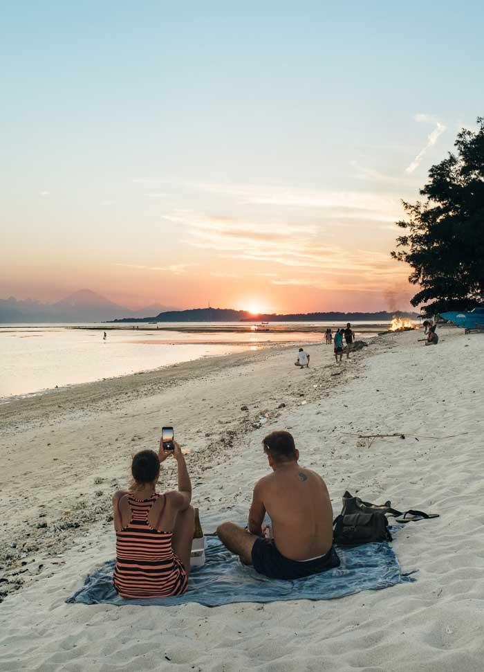Fasilitas Wisata di Kepulauan Gili