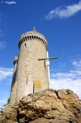 Torre Solidor nella Cité d'Aleth vicino a Saint Malo